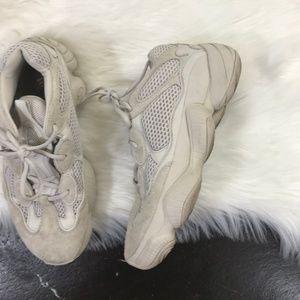 Yeezy 500 Blush Desert Rat Men's 8.5 DB2908 Adidas